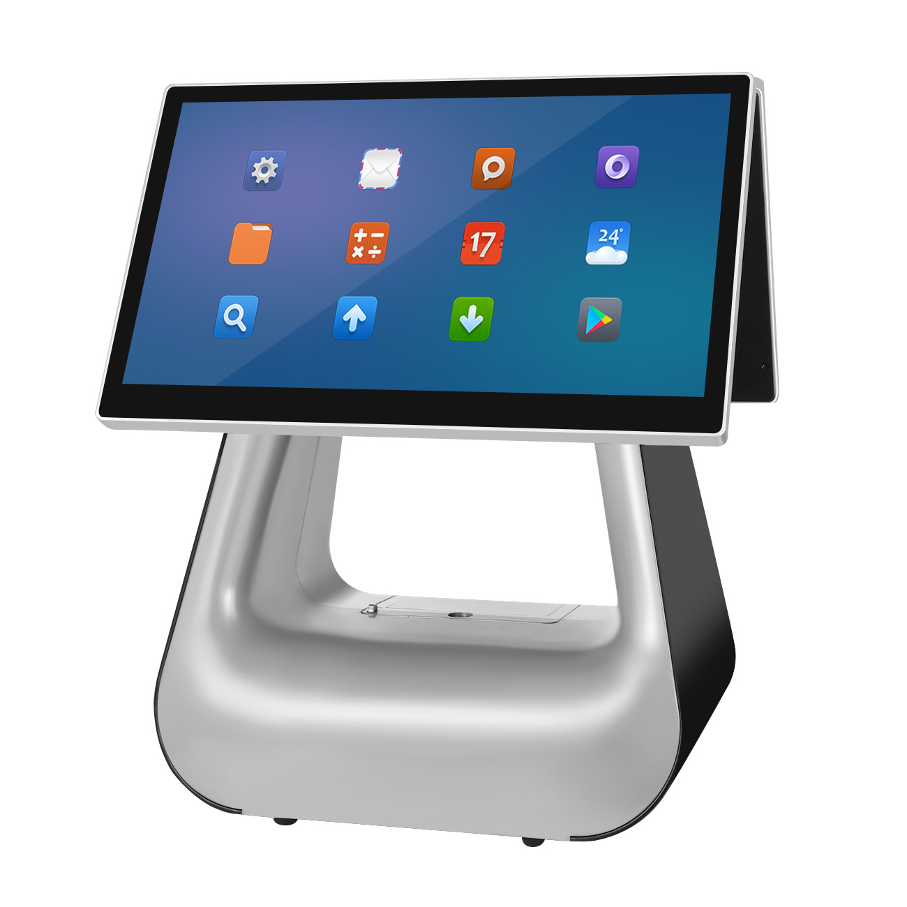 All In One Touch Screen POS Terminal XQ-POS-A